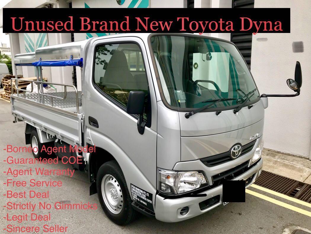 Brand New Unregistered Toyota Dyna 150 Euro 6 (Agent Toyota Borneo Motor)