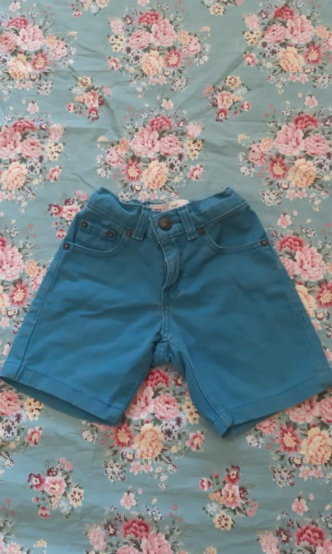 Celana pendek Levi's 501 original