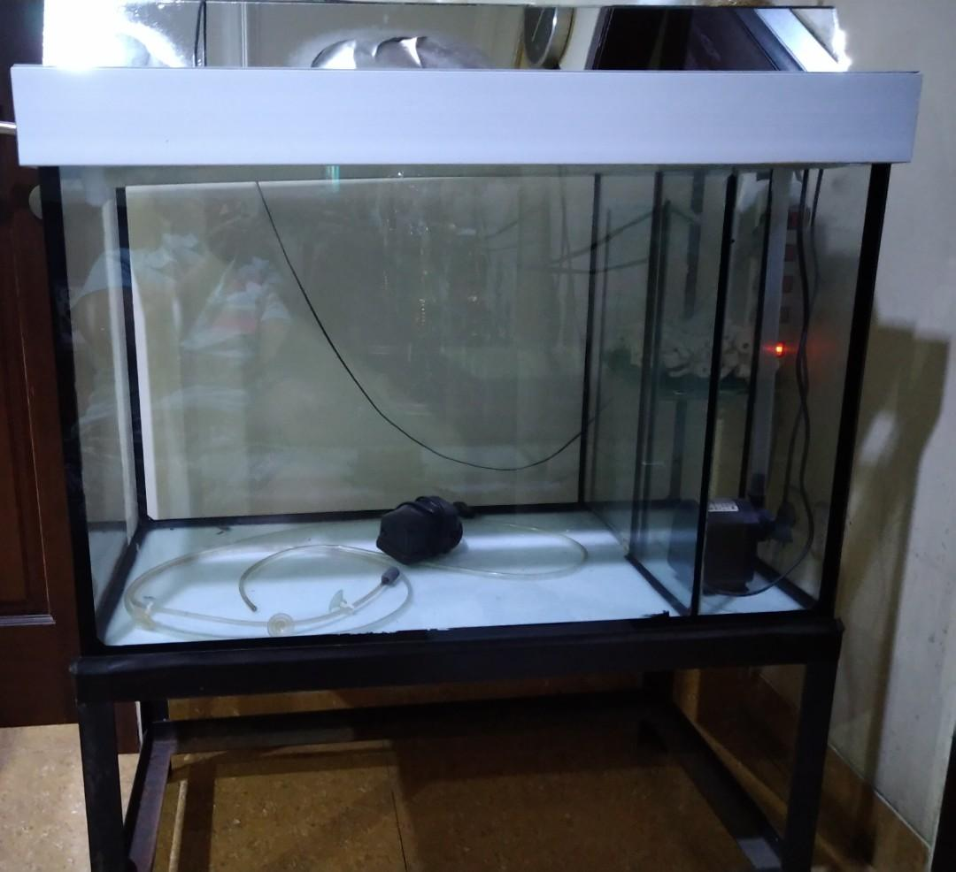Di Jual Aquarium Home Furniture On Carousell