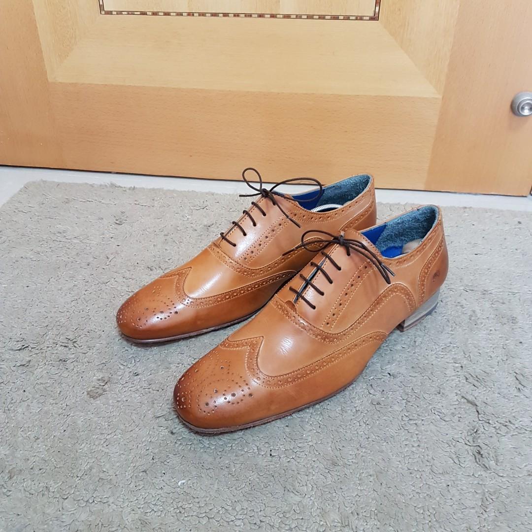 Dress Shoes Brogue EU43