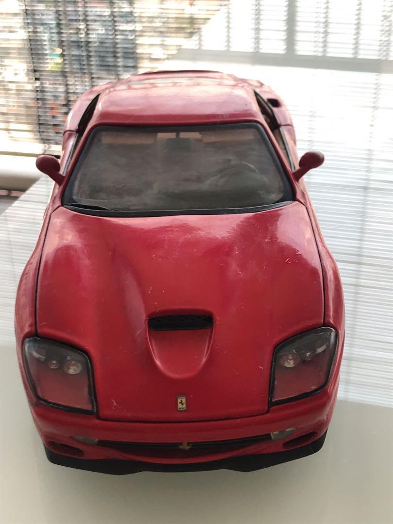Ferrari 550 Toy Car