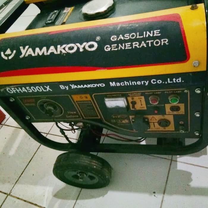 Genset yamakoyo GFH4500LX