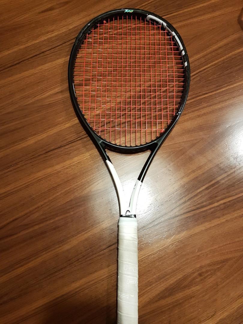Head Graphene 360 Speed Pro Raket Tenis