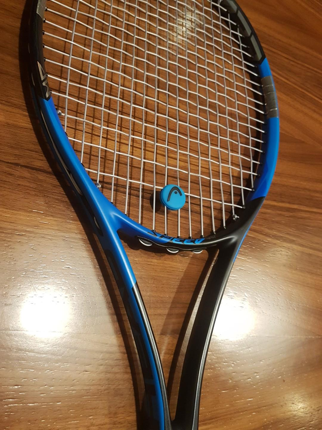 Head Graphene Touch Speed MP Limited Edition Raket Tenis