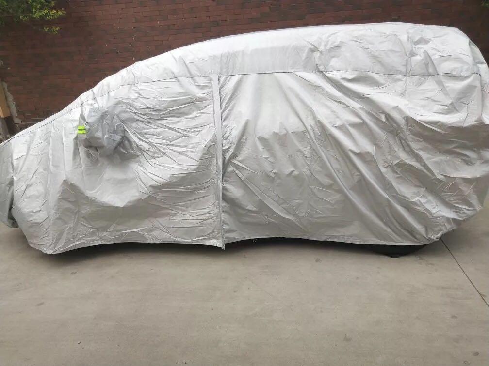 Honda Jazz Car Clothes 車衣