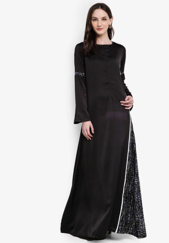 House of Jazaba Atilla Dress in Black