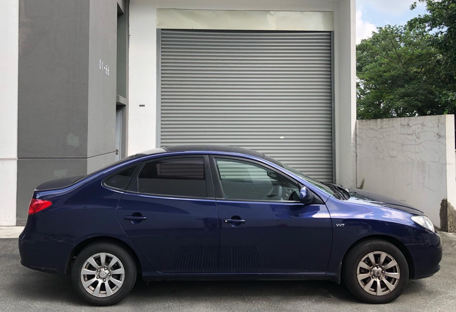 Hyundai Avante 1.6a*Good engine&Good condition* Mazda Toyota Vios Wish Altis Car Axio Premio Allion Camry Estima Honda Jazz Fit Stream Civic Cars $50 perday PHV Grab Rental Gojek Or Personal Use Low price and Cheap