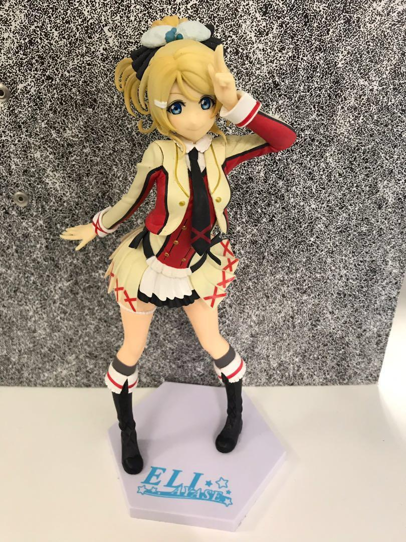 """Love Live! PM premium figure """"ELI- it our miracle"""" Ayase Eri FULL SCALE"""