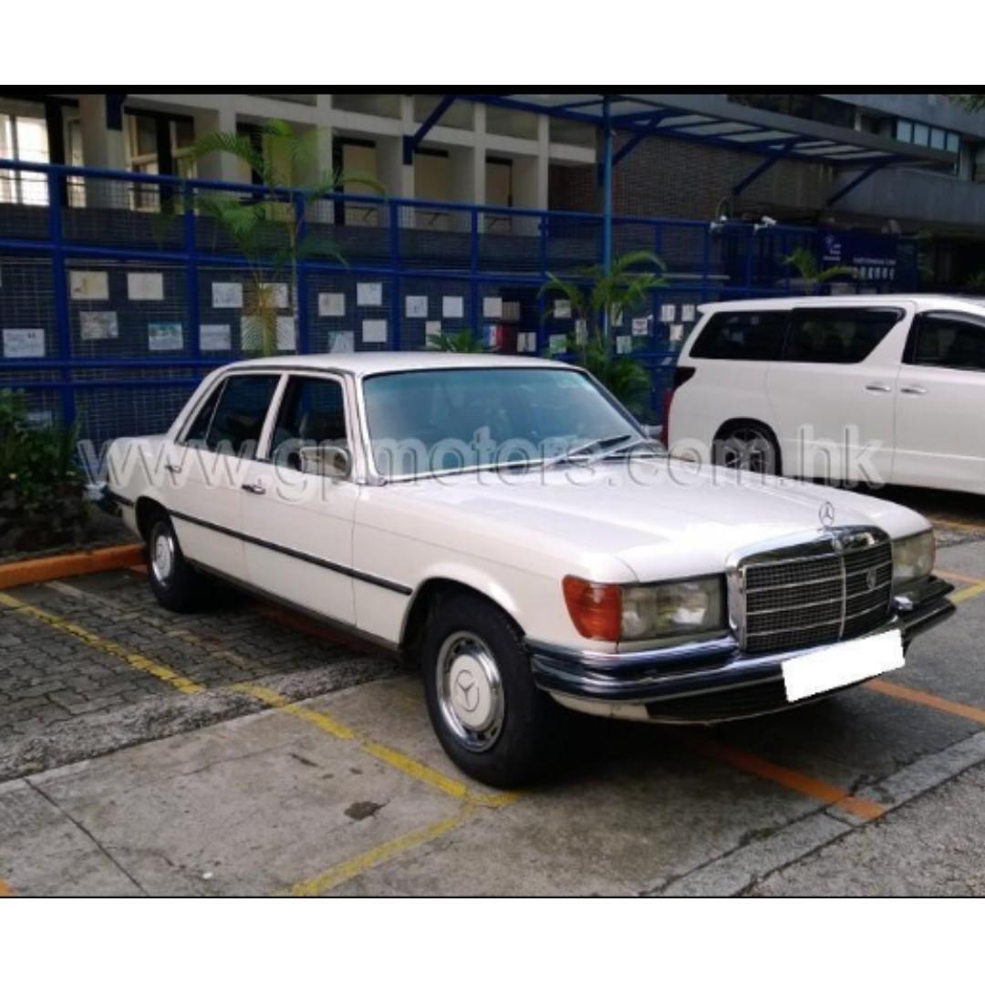 (價錢面議)MERCEDES-BENZ 350 SEL