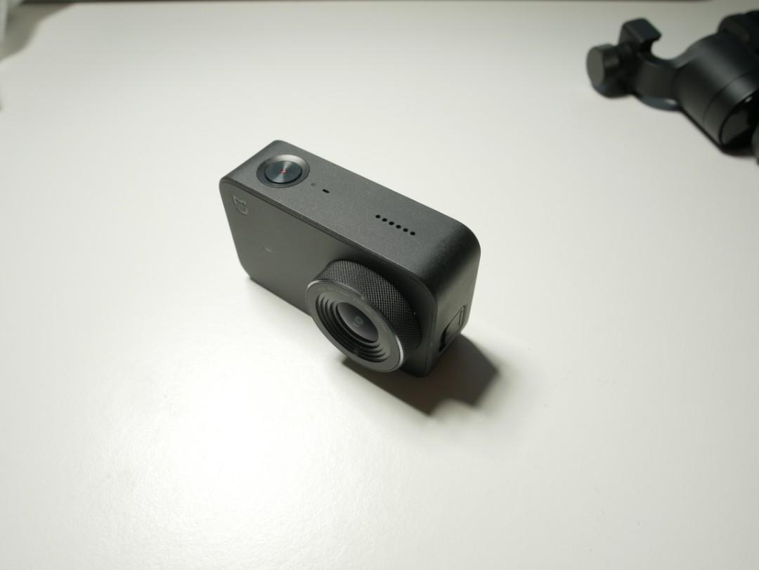 Mi action camera 4k 米家運動相機(連雲台 防水殼)