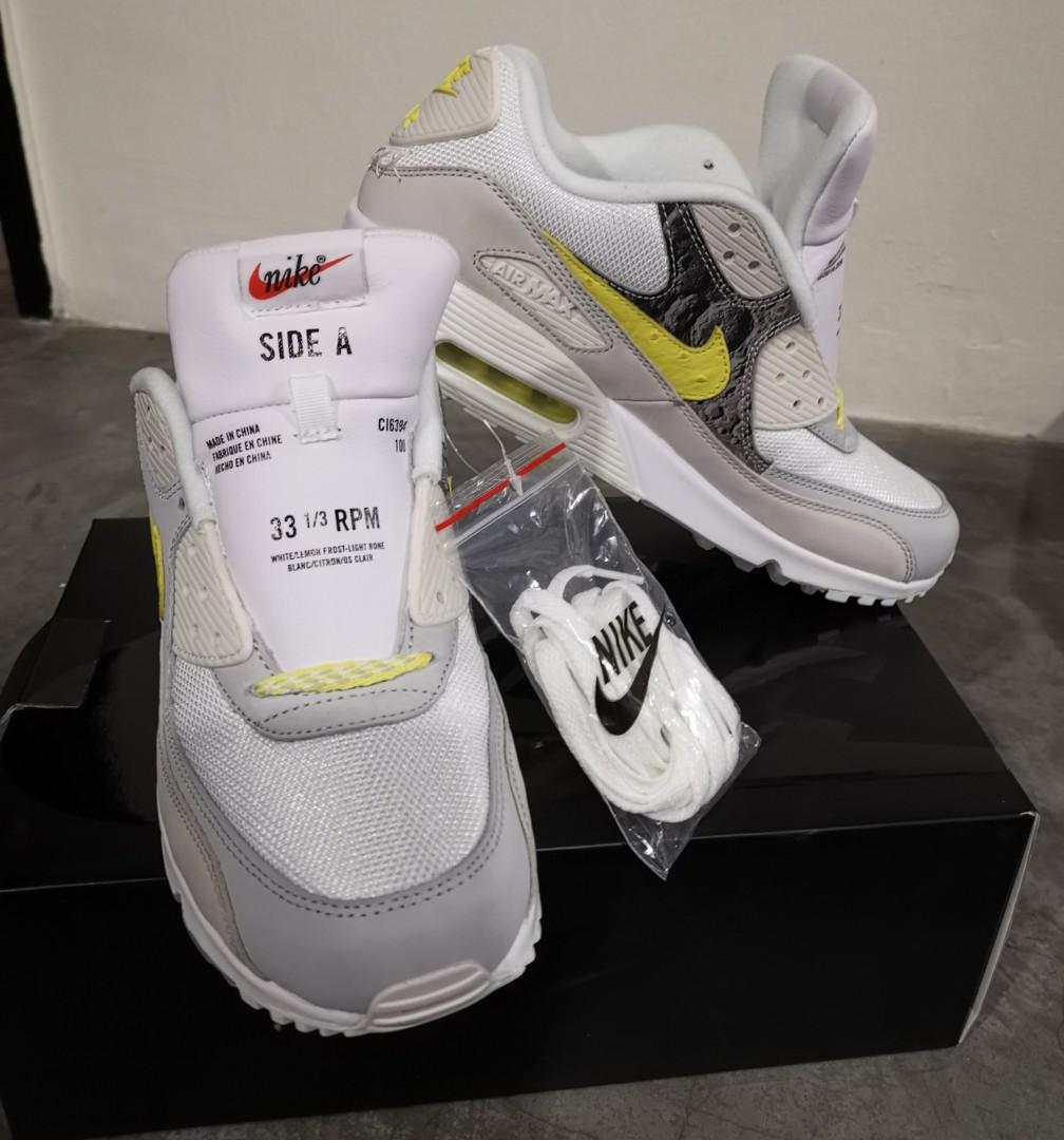 chaussures de sport 29a95 9690d Nike Air Max 90 Premium Mixtape Side A