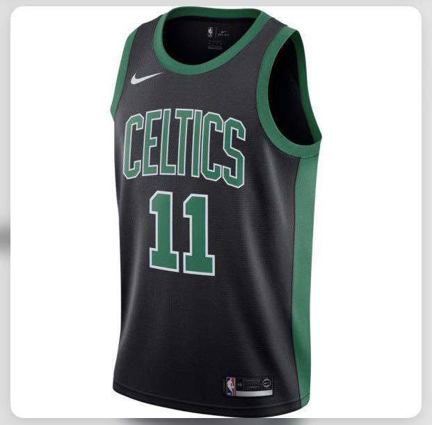 Nike NBA Swingman Jersey Boston Celtics - Kyrie Irving Statement