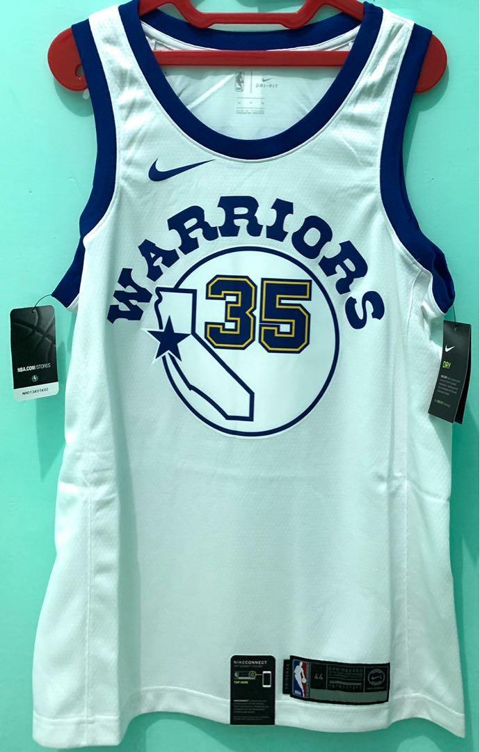 Nike NBA Swingman Jersey Goldenstate Warriors - Kevin Durant Hardwood Classics