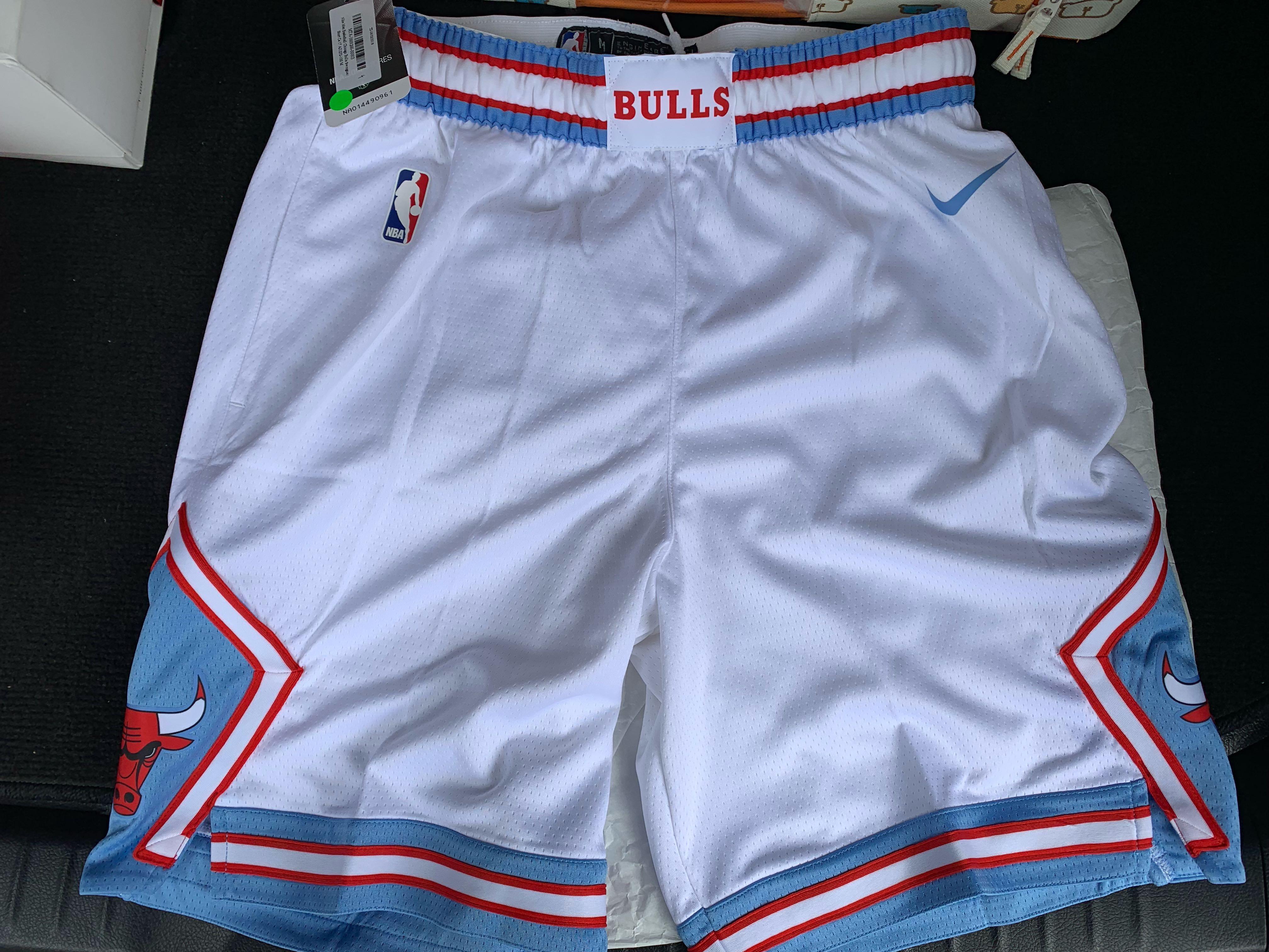Nike NBA Swingman Shorts - Chicago Bulls