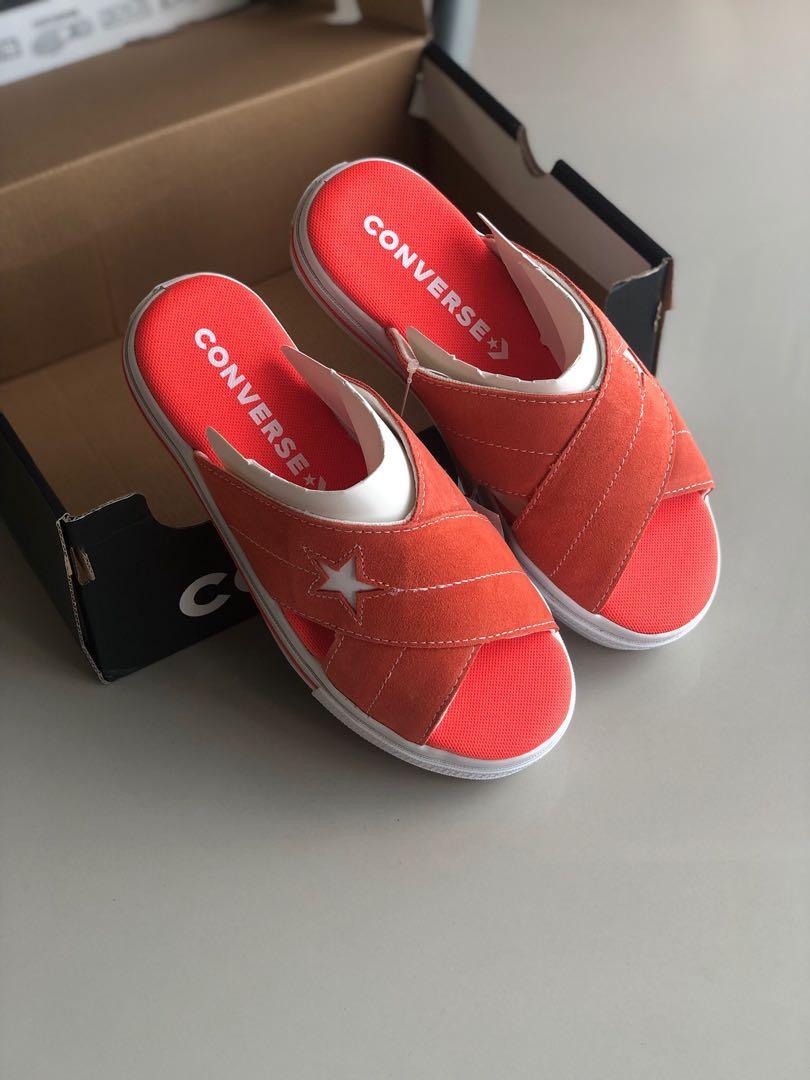 Converse One Star sandal slip size 35.5