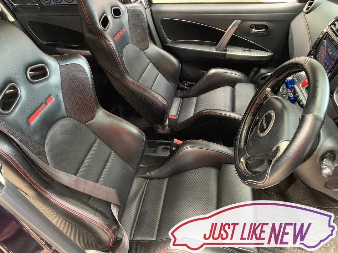 Perodua Myvi SE 1.5 Auto‼️Takde lesen full loan ptptn problem boleh approve‼️