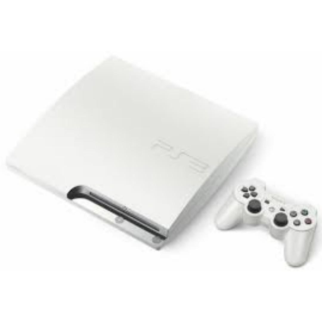 Playstation 3 WHITE