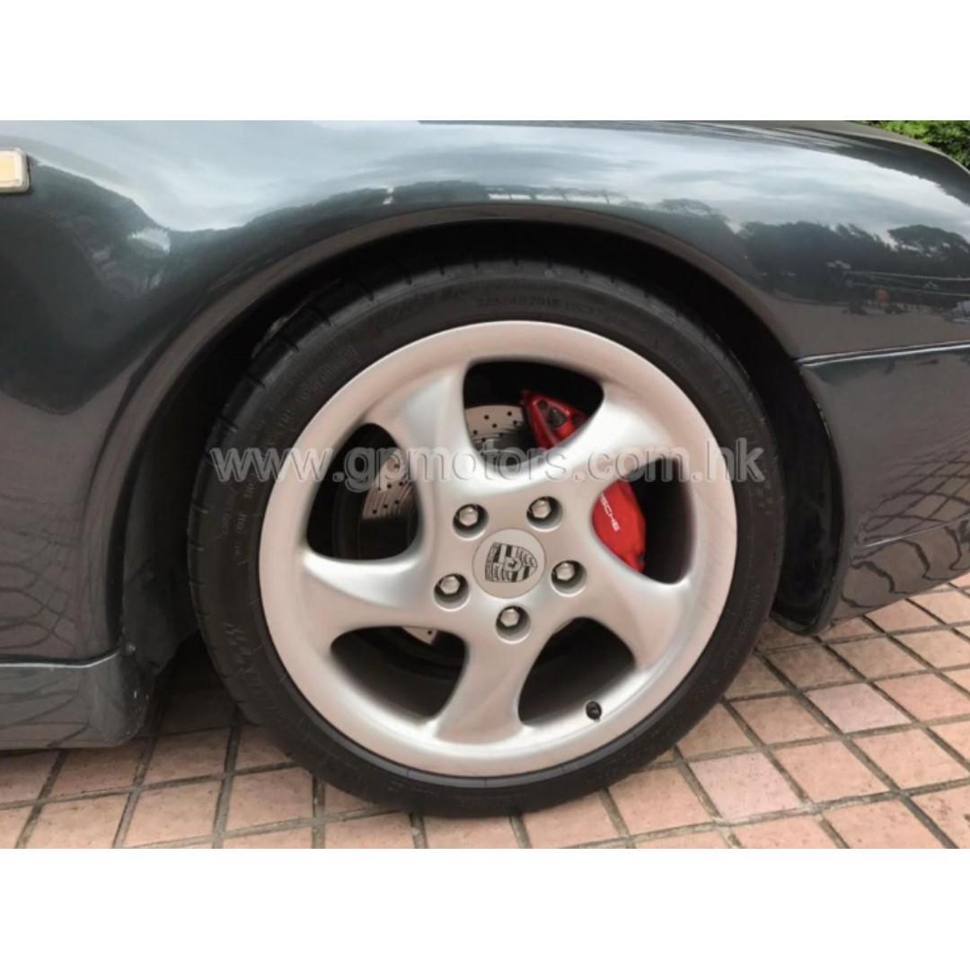 (價錢面議)PORSCHE 996 C2 CAB 1994