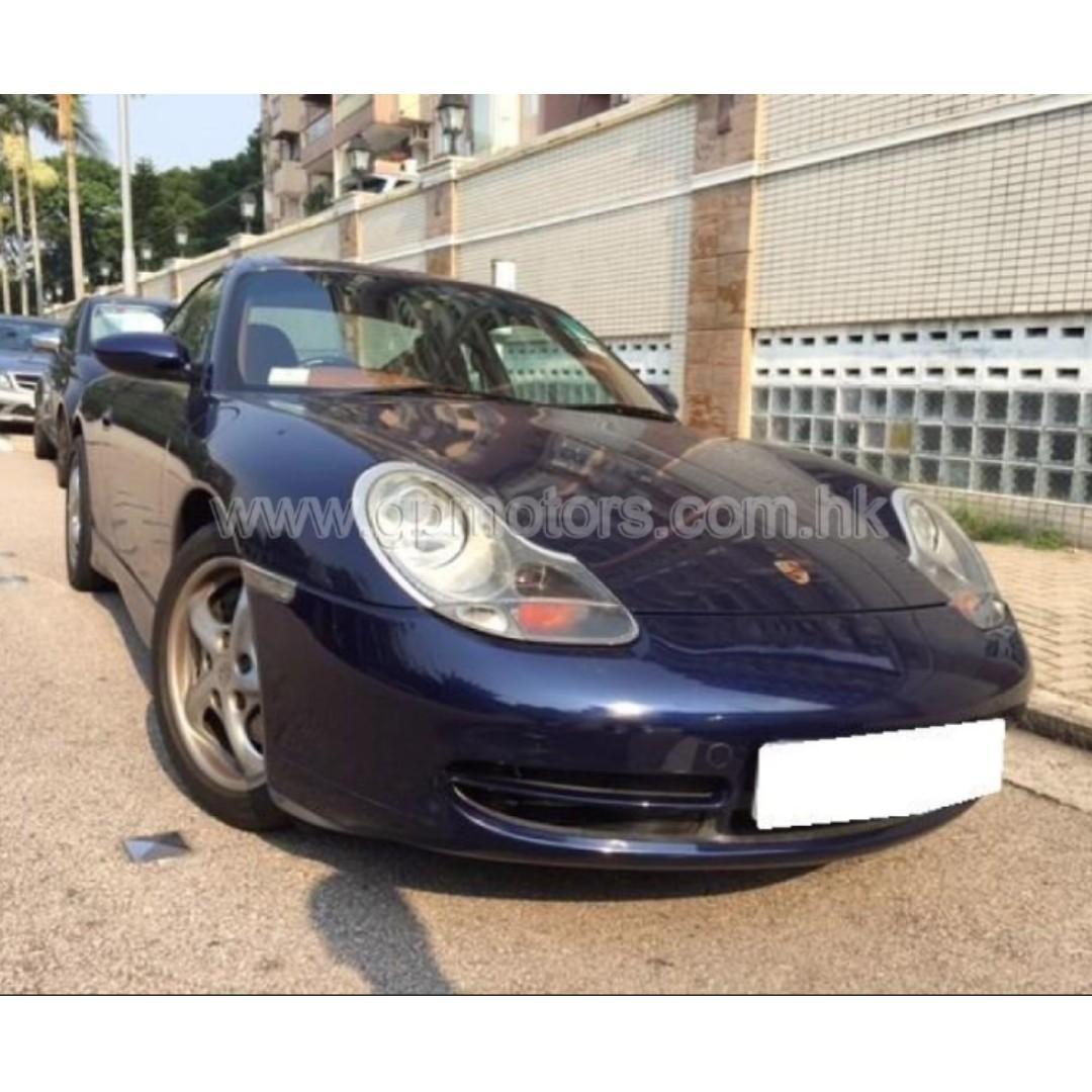 PORSCHE 996 C2 2001