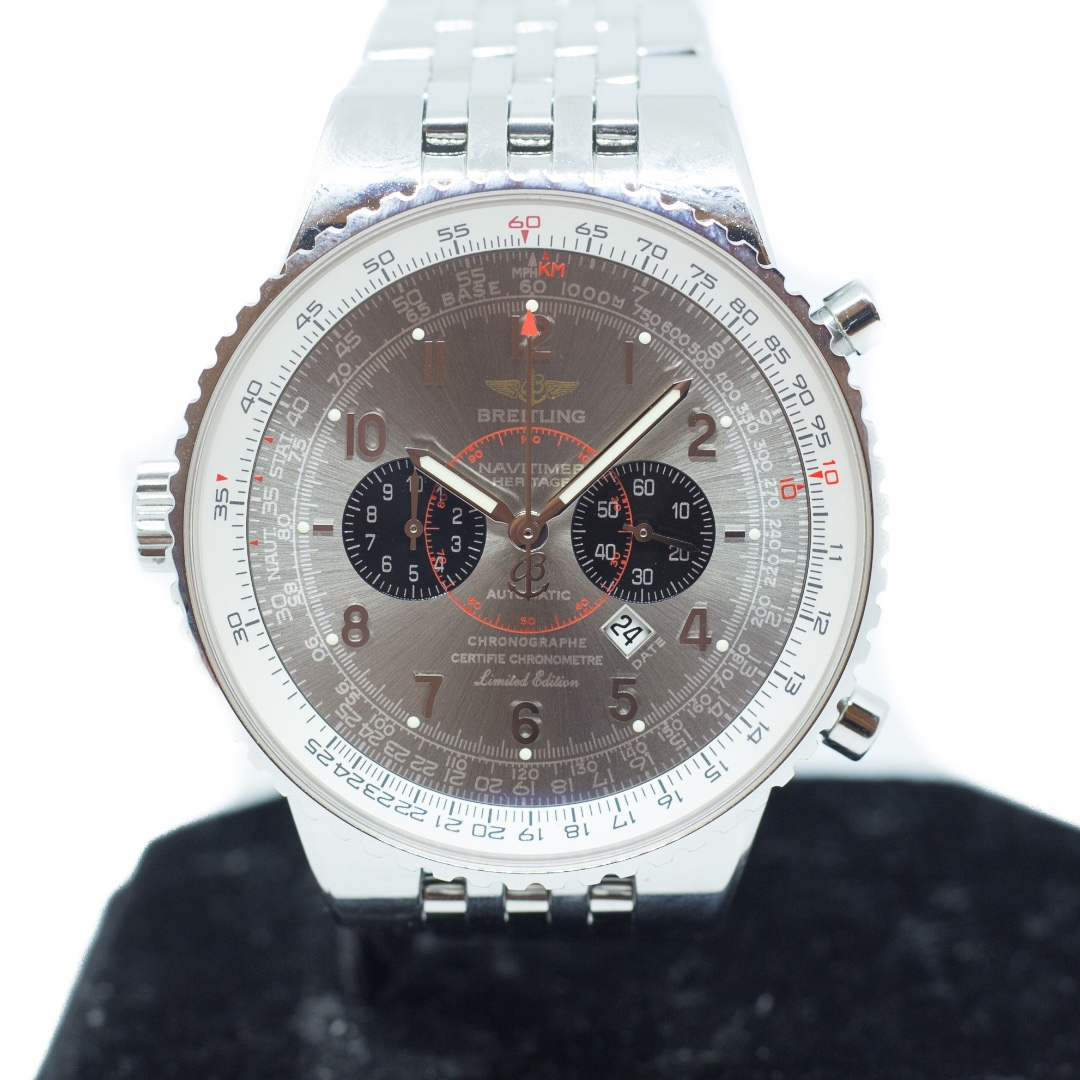 Preowned Breitling Navitimer Heritage Limited Edition Ref A35360
