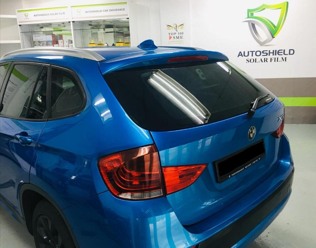 Solar film for car! Prices from $99!