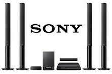 Sony Home Theatre HBD-DZ840K