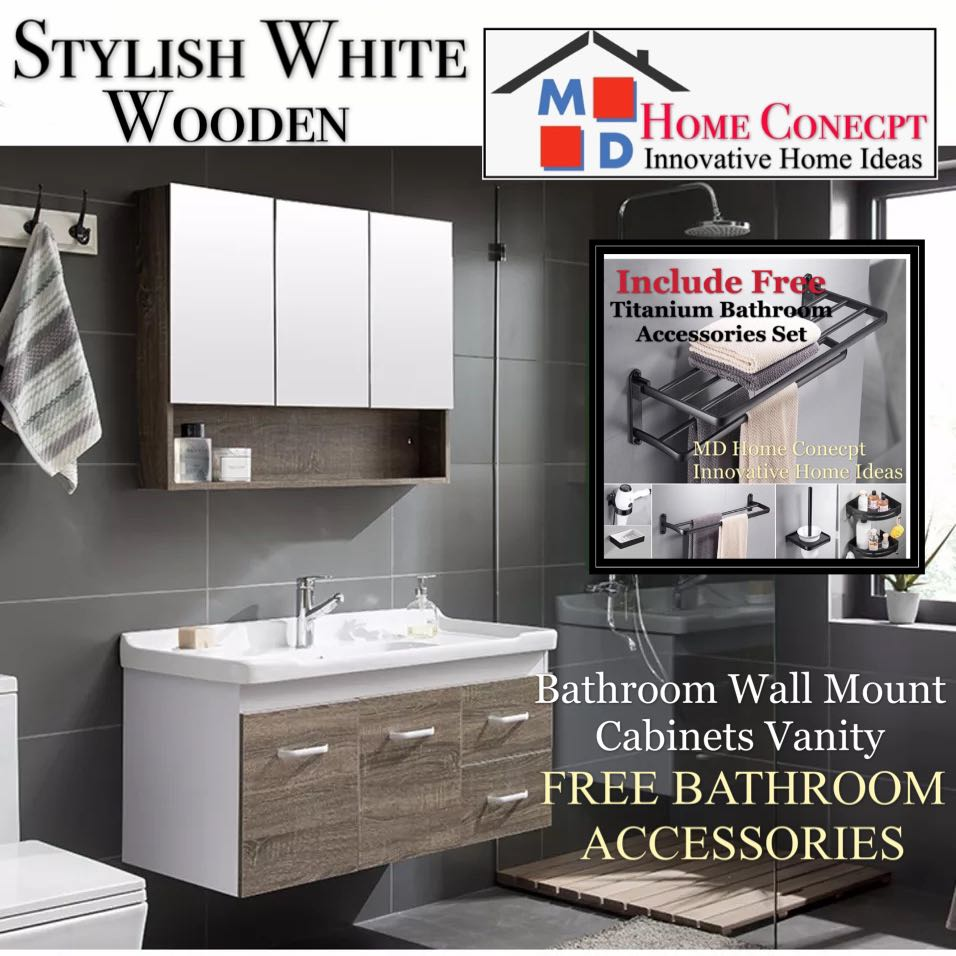 Bathroom Wall Mount Cabinets Vanity
