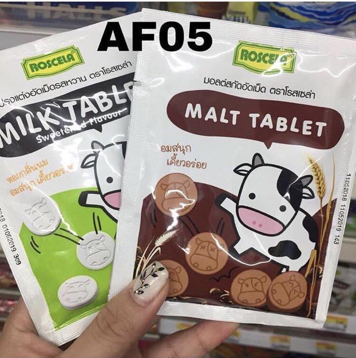 Thai Milk Candy