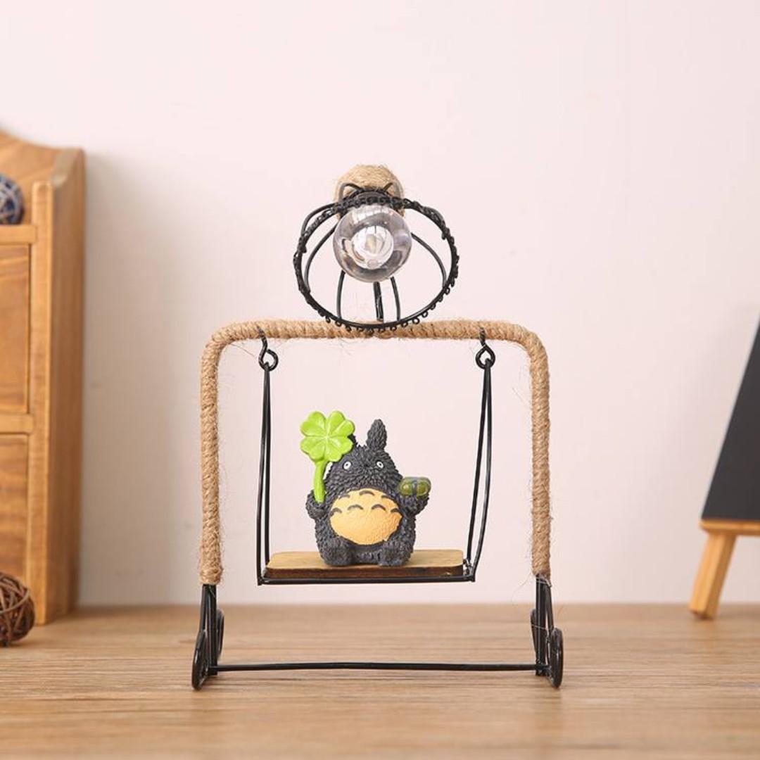 Totoro Night Lamp 15(Clover)