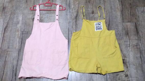 🚚 Korean ulzzang overalls
