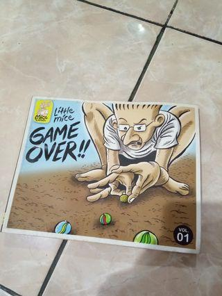 Little Mice GAME OVER!! Volume 1