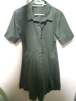 Olive editors market dress