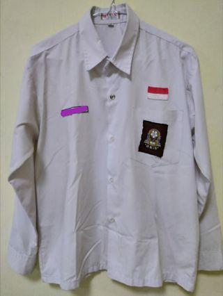 Seragam SMA (1 baju, 2 rok) 🔥