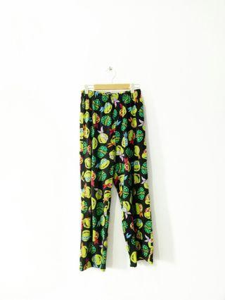 Vintage TMNT Cotton Pants