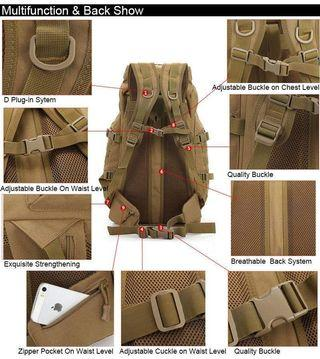 Bag tactical