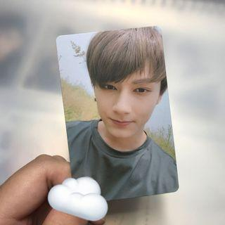 wts/wtt seventeen jun you make my day follow ver photocard