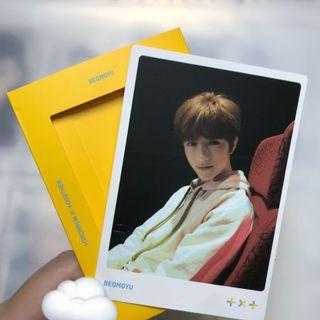 wts/wtt txt beomgyu the dream chapter star ver1 photocard