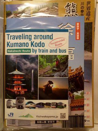 🚚 Travel to kansai kumano