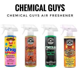 ⚡️Chemical Guys Assorted Air Freshener Spray Grooming Detailing