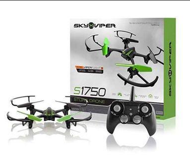 🚚 Sky Viper S1750 Stunt Drone
