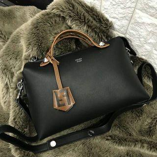 Semi Authentic Fendi BTW Signature Top Handle Bag