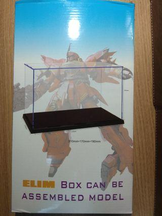 裝拆式模型保護展示箱