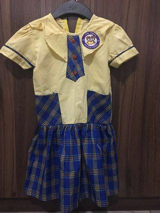 Sale!!! Preloved Little Thams School Uniform for Nursery/Kinder