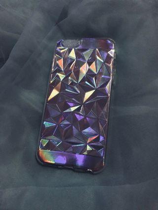 VELVET CAVIAR 🍭 Cosmic Crystal Opalescent iPhone Case