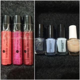 Lips&Nails adorable minis pack