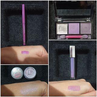 4pcs purple bundle