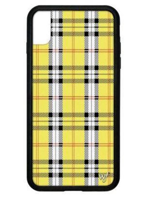BRAND NEW WILDFLOWER PHONE CASE