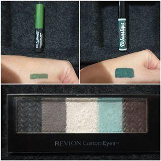 3pcs sexy green bundle