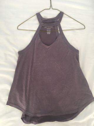 American eagle xs halter top