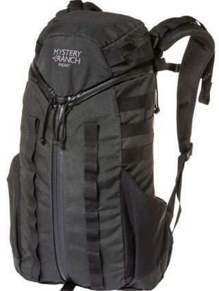 Mystery Ranch Front Black 19L
